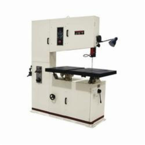 JET® 414470 Vertical Band Saw, 3 hp, 230/460 VAC, 50 to 4925 sfpm Speed