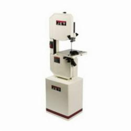 JET® 414502 Variable Speed Pulley Vertical Band Saw, 1 hp, 115/230 VAC, 43378 A, 90 to 340/2600 sfpm Speed
