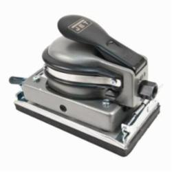 JET® 505710 R6 Jitterbug Random Orbital Sander, 3-2/3 x 6-1/2 in Pad, 4 cfm Air Flow, 90 psi
