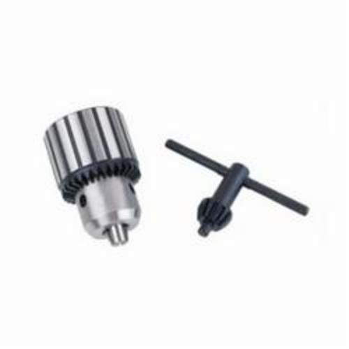 JET® 561704 Drill Chuck, 0 to 1/2 in Capacity, Taper Mounting, JT-6 Key