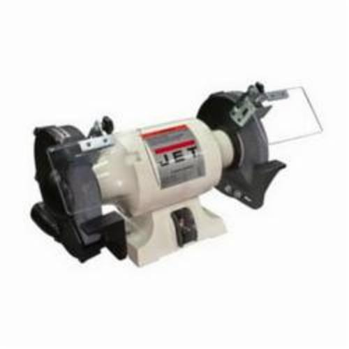 BLACK FRIDAY PRICING - JET® 577102 Shop Bench Grinder, 8 in Dia x 1 in W Wheel, 5/8 in, 3450 rpm, 1 hp