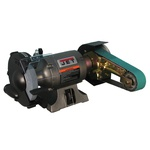 JET® 577107 Shop Grinder With Multi-Tool Attachment, 6 in Dia x 1 in W Wheel, 5/8 in, 3450 rpm, 1/2 hp