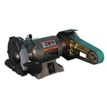 JET® 577109 Shop Grinder With Multi-Tool Attachment, 6 in Dia x 3/4 in W Wheel, 1/2 in, 3450 rpm, 1/2 hp