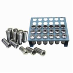 JET® 650016 5C Series 35-Piece Collet Set With Rack