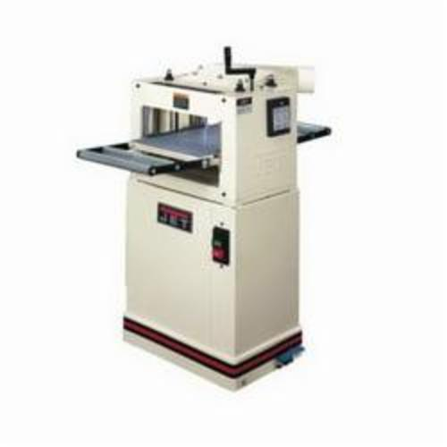JET® 708524 Closed Stand Planer/Molder, 13 in W Cutting, 1/16 in Depth of Cut, 4500 rpm Speed, 1-1/2 hp, 115/230 VAC