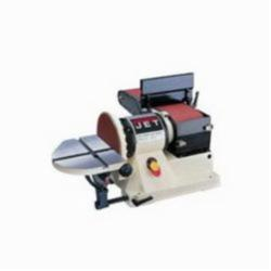 JET® 708595 Benchtop Belt and Disc Sander, 48 in L x 6 in W Belt, 9 in Dia Wheel, 3/4 hp, Tool Only