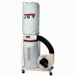 JET® 708657K Canister Vortex Cone Dust Collector, 115/230 VAC, 1-1/2 hp, 1100 cfm, 30 micron, 70 to 80 dB