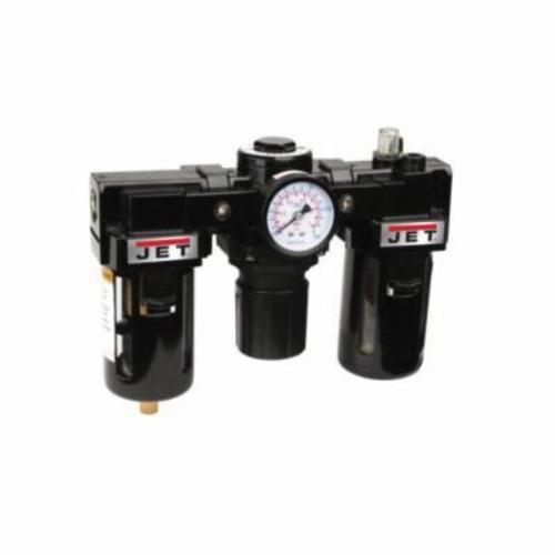 JET® JFRL-38 Filter/Regulator/Lubricator, 3/8 in NPT Port, 150 psi Pressure