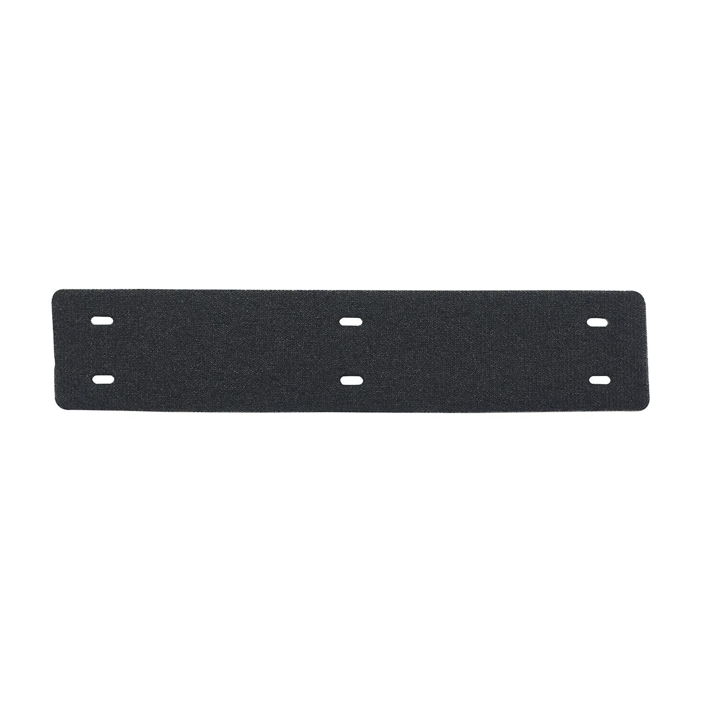 JSP® 281-SB-NBF Universal Replacement Sweatband, OS, Black, Brushed Nylon Backed Foam