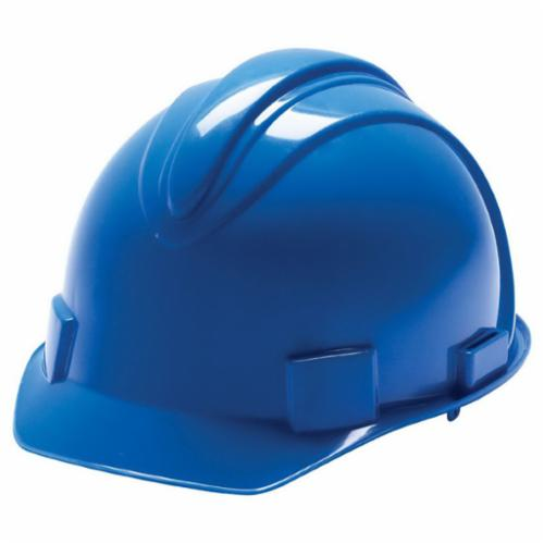Jackson Safety* 20393 CHARGER* Cap Style Hard Hat, SZ 6-1/2 Fits Mini Hat, SZ 8 Fits Max Hat, HDPE, 4-Point Suspension, ANSI Electrical Class Rating: Class C, E and G, ANSI Impact Rating: Type I, Ratchet Adjustment