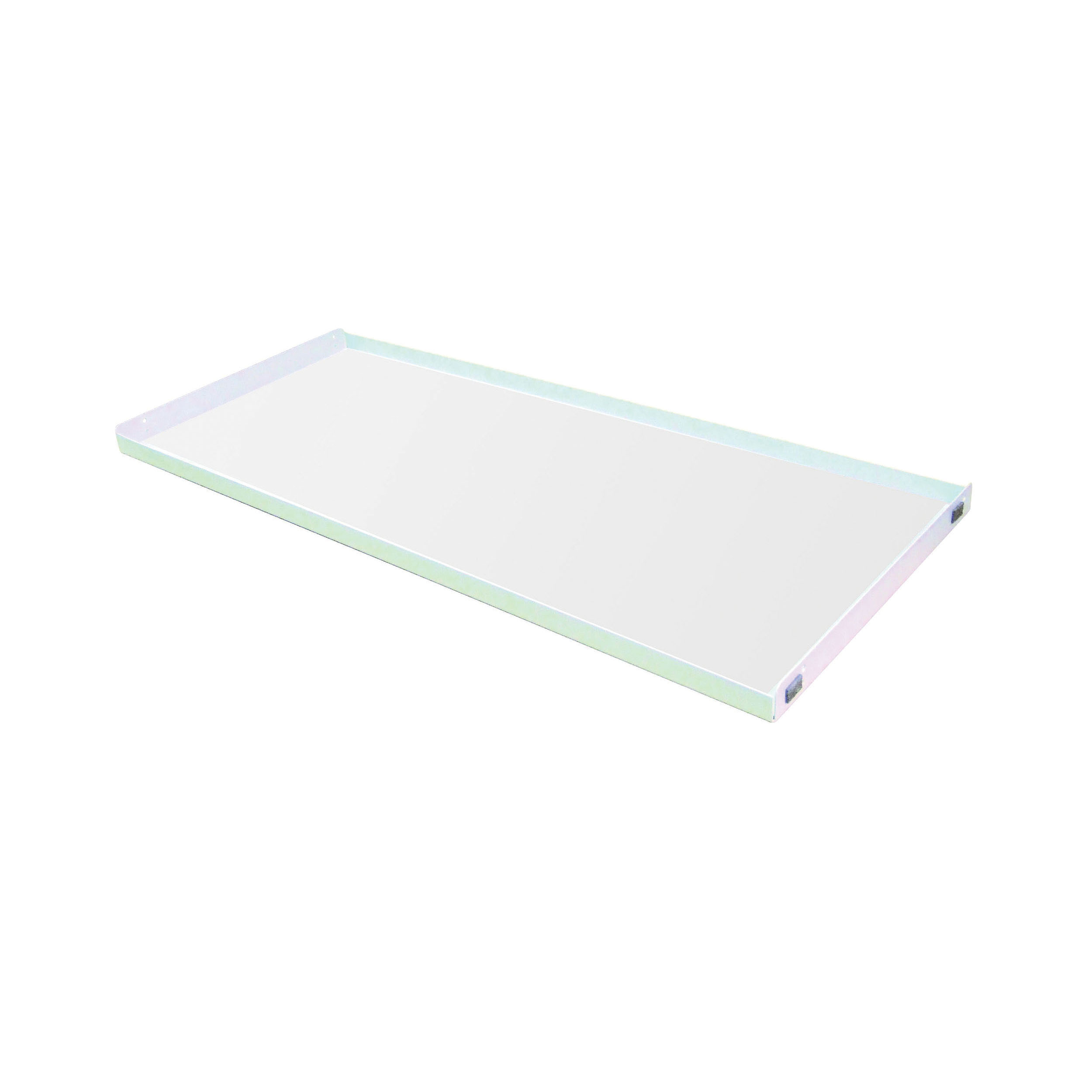 Justrite® 22631 Shelf, For Use With 45 gal 30 min/90 min Safety Cabinet, Light Gray