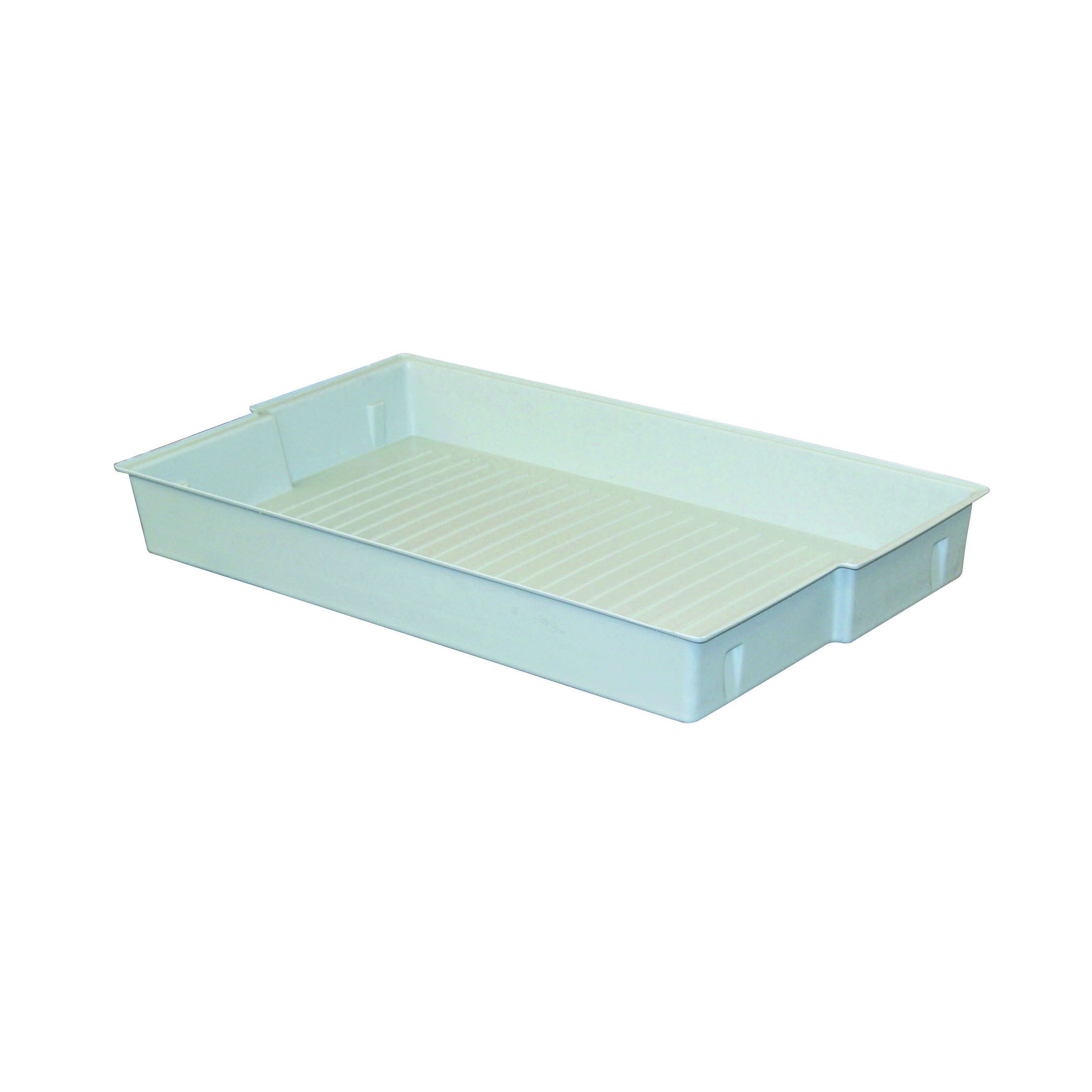 Justrite® 22632 Tray, For Use With 22630 30 gal 30 min/90 min Safety Cabinet, Gray
