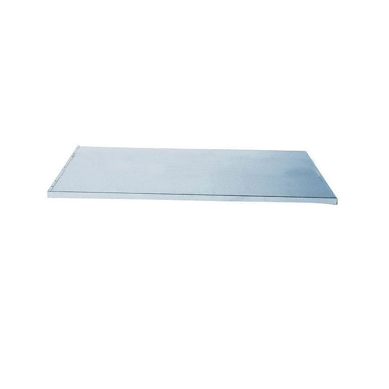 Justrite® SpillSlope® 29936 Shelf, For Use With 12 or 15 gal Compact and 22 gal Slimline Safety Cabinets, Silver