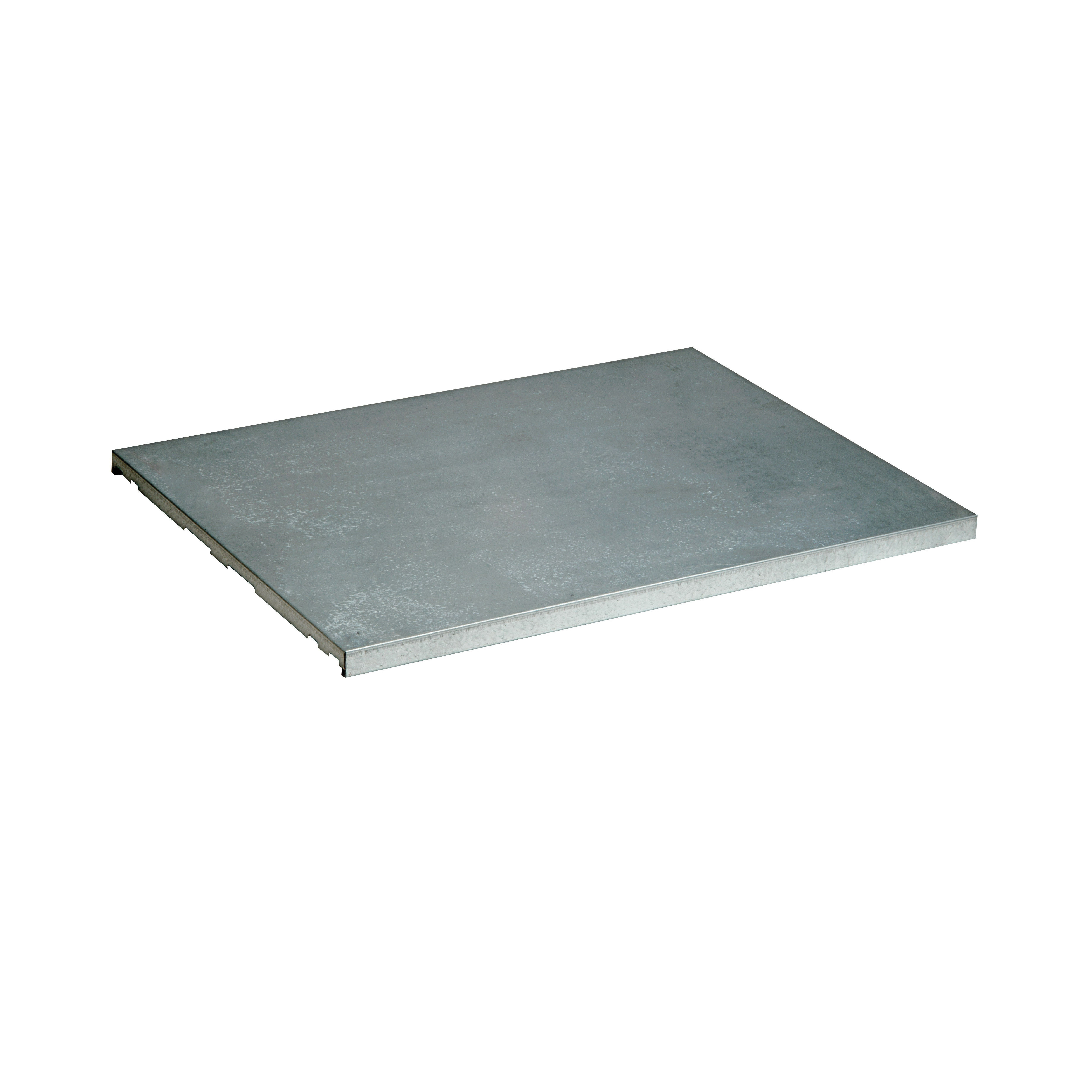 Justrite® SpillSlope® 29945 Extra Shelf, For Use With 90 gal 43 in W Safety Cabinet, Silver