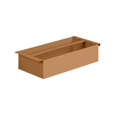 KNAACK® JOBMASTER® 41 Tool Tray, For Use With Model 32, 36 and 42 JOBMASTER® Chest, Steel, Tan
