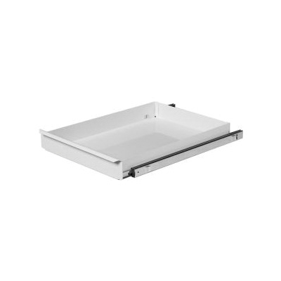 KNAACK® 472-3 Standard Deep Drawer, 100 lb Load Capacity, For Use With Model 47 and 57 Rolling Work Bench, Steel, White