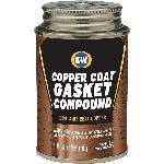 CRC® 401504 Copper-Coat® Wet Film Flammable Gasket Compound, 4 fl-oz Bottle