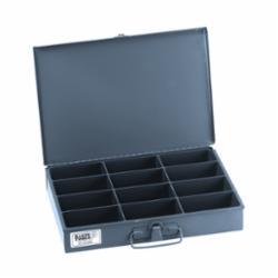 Klein® 54437 Medium Compartment Storage Box, 2 in H x 13-5/16 in W