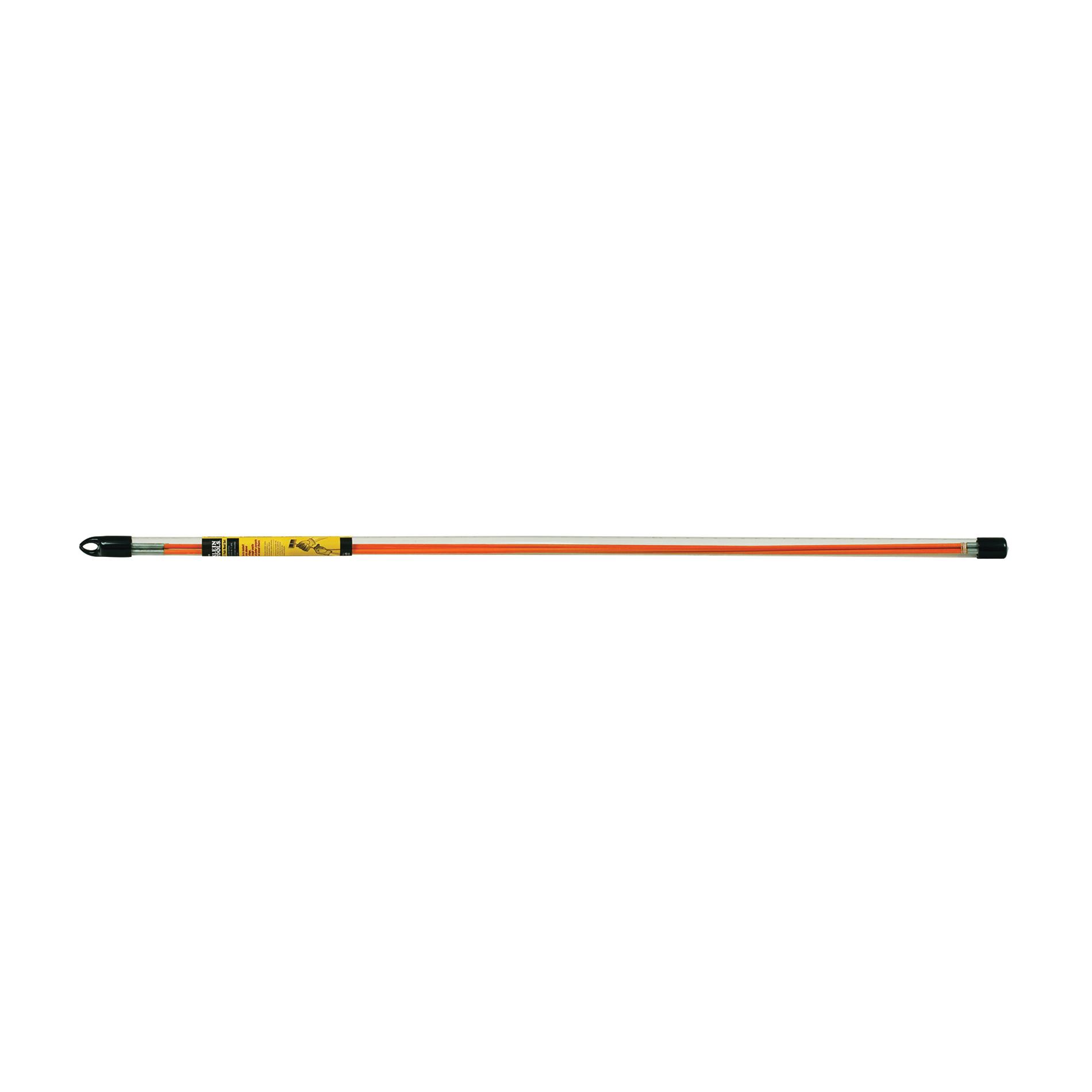 Klein® 56100 Fish Rod Set, 12 ft L, 1/4 in Dia Pole, Fiberglass