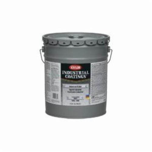 Krylon® K00020001-16 Heavy Duty Water Based Industrial Primer, 1 gal Container, Liquid Form, Red, 441 to 294 sq-ft/gal Coverage
