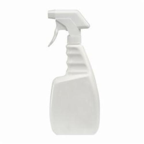 LPS® 09120 Empty Trigger Spray Bottle, 30 oz Capacity, 14 in L, HDPE, White
