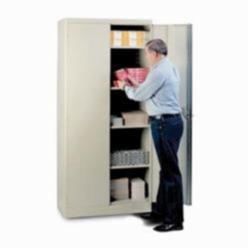 LYON® 1081 1000 Standard Unassembled Storage Cabinet, 18 in W x 78 in H, Steel