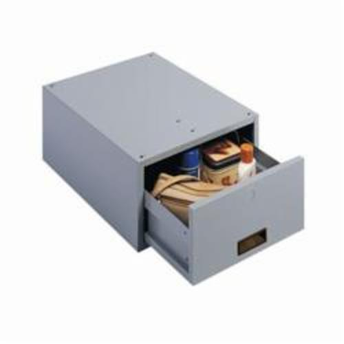 LYON® 2794 Perfect-Fit Drawer, 7-1/4 in H x 14-1/8 in W x 19-3/4 in D, For Use With Workbenches, Steel, Painted