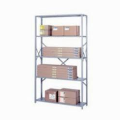 LYON® 8342SH Open Starter Storage Shelve, 5 Shelves, For Use With 8000 Storage Shelving Systems, Steel