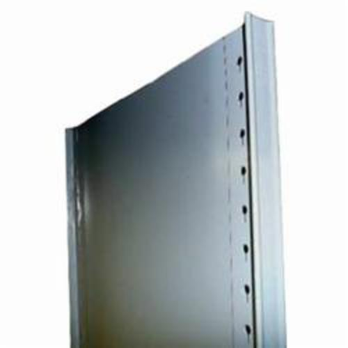 LYON® 8500-6 T-Post Closed Shelving Upright Assembly, For Use With 8000 Series Shelving Systems