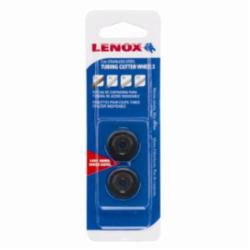 Lenox® 21193TCW158SS2 Tube Cutter Replacement Wheel, For Use With Lenox® 21010TC118, 21011TC138, 21012TC134 and 21013C258 Tubing Cutter, Black