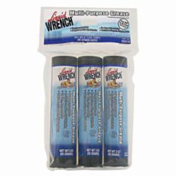 Liquid Wrench® GR010 Multi-Purpose Grease, 3 oz Plastic Tube, Semi-Solid, Black, -10 to 200 deg F