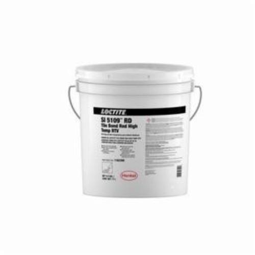 Loctite® 1162399 SI 5109™ High Temperature RTV Adhesive Sealant, 4.5 gal Pail