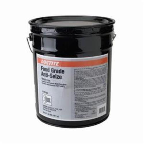 Loctite® 1170163 lb 8014™ 1-Part Food Grade Anti-Seize Lubricant, 40 lb Pail, Paste, White, 1.18