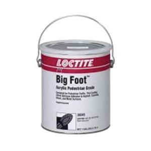 Loctite® 1620706 PC 6255™ Big Foot™ 1-Part Pedestrian Grade Non-Slip Coating, 1 gal, Liquid, Gray, 24 hr Curing