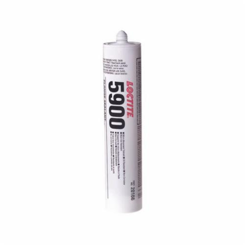 Loctite® 212184 5900™ Heavy Duty Low Odor Low Volatility Non-Corrosive Flange Sealant, 300 mL Cartridge