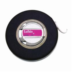 CRESCENT Lufkin® 263P Challenge™ Tape Measure, 50 ft L x 3/8 in W Blade, Imperial Measuring System, 1/64ths, 1/8ths Graduation
