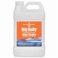 MaryKate® MK23128 Big Bully® Non-Flammable Water Based Bilge Cleaner, 1 gal Bottle, Citrus Odor/Scent, Milky White, Liquid Form