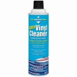 MaryKate® MK2718 Non-Flammable Ultra Vinyl Cleaner, 20 oz Aerosol Can, Citrus Odor/Scent, Light Amber, Hazy Liquid Form