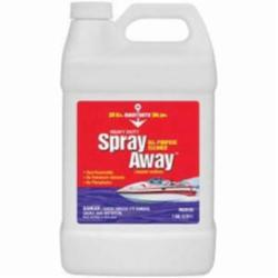 MaryKate® MK28128 Spray Away™ Non-Flammable Water Based All Purpose Cleaner, 1 gal Bottle, Glycol Ether Odor/Scent, Blue/Green, Liquid Form
