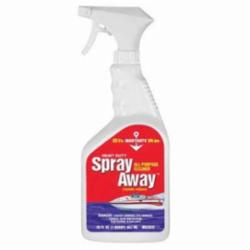 MaryKate® MK2832 Spray Away™ Non-Flammable Water Based All Purpose Cleaner, 1 qt Spray Bottle, Glycol Ether Odor/Scent, Blue/Green, Liquid Form