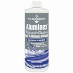 MaryKate® MK3132 Aluminex™ Non-Flammable Hull Cleaner, 1 qt Bottle, Mild Acidic Odor/Scent, Clear, Thin Liquid Form