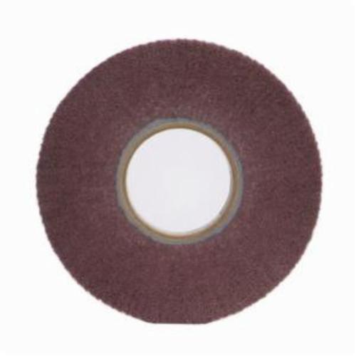 Norton® Merit® Bear-Tex® 05539512677 Non-Woven Flap Wheel, 8 in Dia, 2 in W Face, 120 Grit, Medium Grade, Aluminum Oxide Abrasive