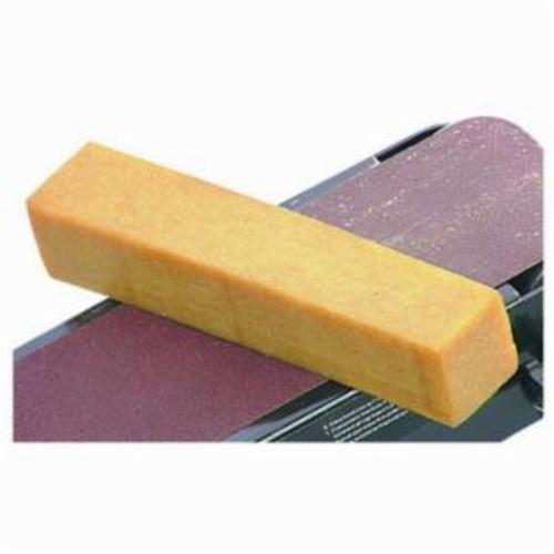 Norton® 07660701717 Narrow Belt Cleaning Stick, 6 in L x 1-3/8 in W x 1-3/8 in THK, Natural Rubber Abrasive
