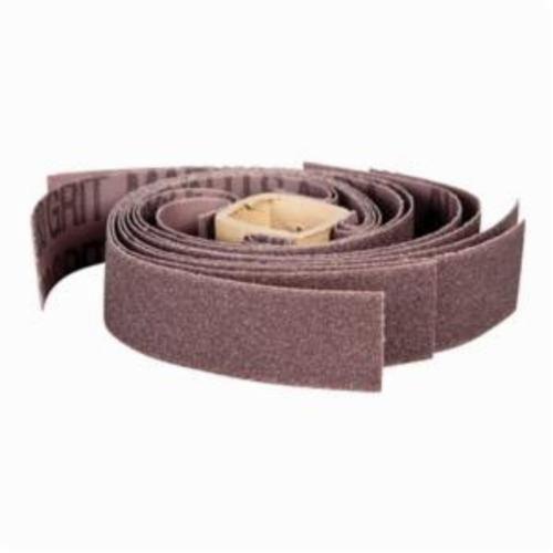 Merit® Sand-O-Flex™ 08834112046 Coated Glue Bond Refill, 6-1/2 in Dia, 1 in W Face, 120 Grit, Fine Grade, Aluminum Oxide Abrasive