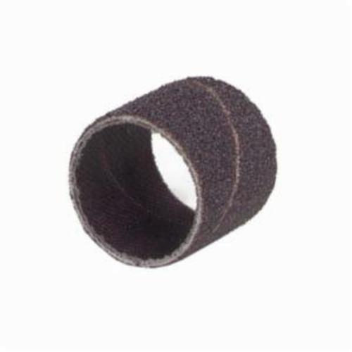 Merit® 08834196075 Coated Spiral Band, 1 in Dia x 1 in L, 60 Grit, Coarse Grade, Aluminum Oxide Abrasive