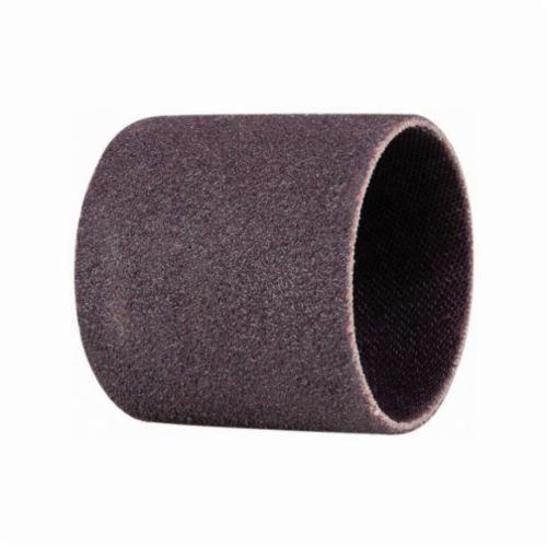 Norton® Merit® 08834196091 Coated Spiral Band, 1-1/2 in Dia x 1-1/2 in L, 60 Grit, Coarse Grade, Aluminum Oxide Abrasive