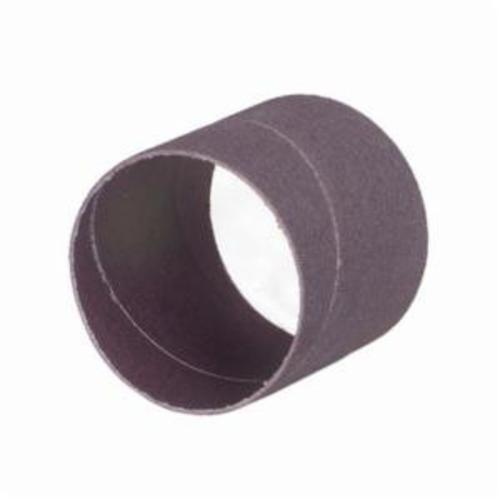 Merit® 08834196188 Coated Spiral Band, 3 in Dia x 3 in L, 60 Grit, Coarse Grade, Aluminum Oxide Abrasive