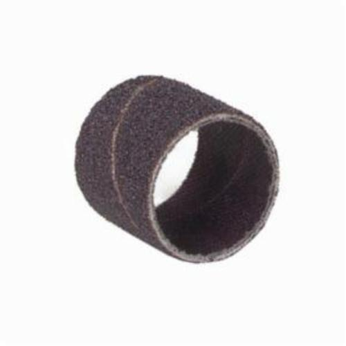 Norton® Merit® 08834196218 Coated Spiral Band, 3/8 in Dia x 1 in L, 120 Grit, Medium Grade, Aluminum Oxide Abrasive