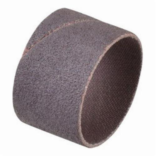 Norton® Merit® 08834196503 Coated Spiral Band, 1-1/2 in Dia x 1 in L, 60 Grit, Coarse Grade, Aluminum Oxide Abrasive