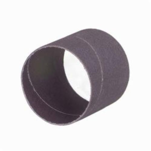 Merit® 08834196565 Coated Spiral Band, 3/4 in Dia x 1 in L, 180 Grit, Fine Grade, Aluminum Oxide Abrasive